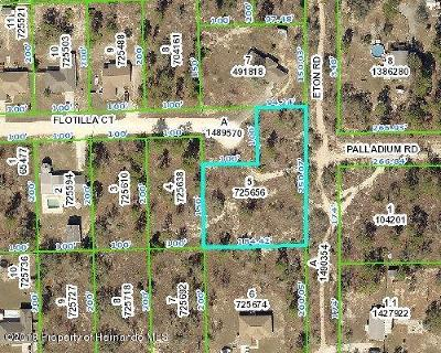 Residential Lots & Land For Sale: Flotilla