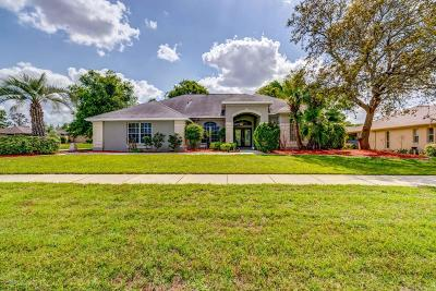 Spring Hill Single Family Home For Sale: 4001 St Ives Boulevard