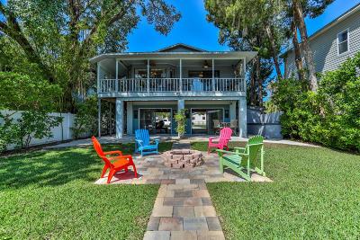 Weeki Wachee Single Family Home For Sale: 7254 Westwind Street