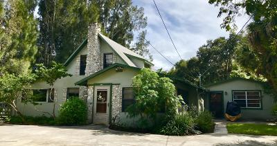 Single Family Home For Sale: 18931 Aripeka Road