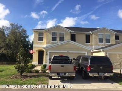 New Port Richey Condo/Townhouse For Sale: 8601 Corinthian Way