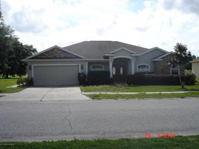 Brooksville Single Family Home For Sale: 2383 Old Oak Trail
