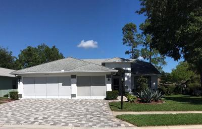 Hudson Single Family Home For Sale: 18504 Water Lily Lane