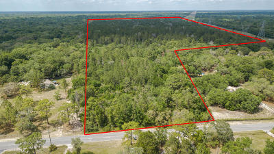 Spring Hill(Pasco) Residential Lots & Land For Sale: Little Ranch Road