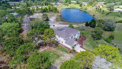 Weeki Wachee Single Family Home For Sale: 11000 Gig Avenue