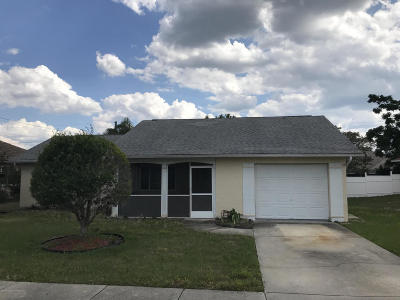 Brooksville Single Family Home For Sale: 15492 Atwater Drive