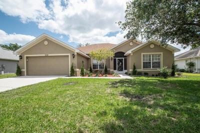 Brooksville Single Family Home For Sale: 7252 Sherman Hills Boulevard