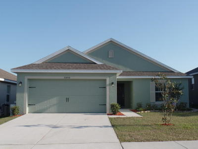 Brooksville Single Family Home For Sale: 30808 Water Lily Drive