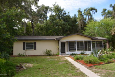 Inverness Single Family Home For Sale: 1010 S Bel Air Drive