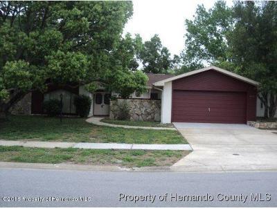 Hudson Single Family Home For Sale: 10167 Briar Circle