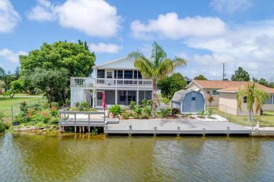 Hernando Beach Single Family Home Active - Under Contract: 4010 Eagle Nest Drive