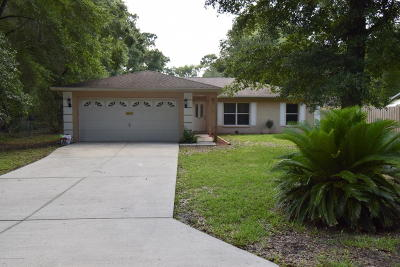 Inverness Single Family Home For Sale: 3986 S Ivanhoe Terrace