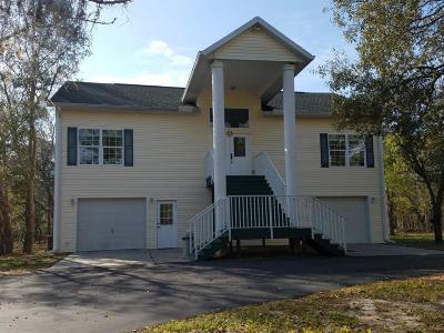 Homosassa Single Family Home For Sale: 6538 S Eastern Avenue