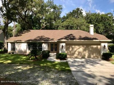 Hernando County Single Family Home For Sale: 812 Buena Vista Avenue