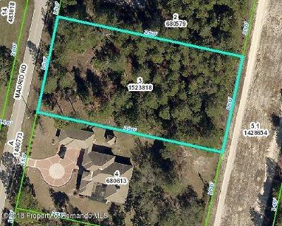 Residential Lots & Land For Sale: Madrid Road #2