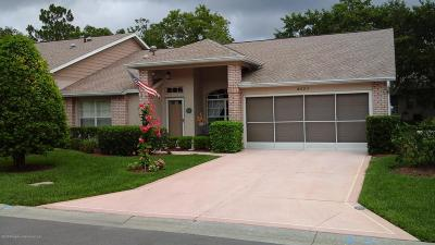 Spring Hill FL Single Family Home For Sale: $177,000