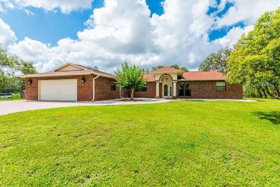 Weeki Wachee Single Family Home For Sale: 14185 Mulkerin Drive
