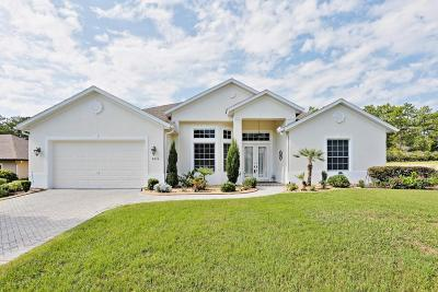 Weeki Wachee Single Family Home For Sale: 8834 Mississippi