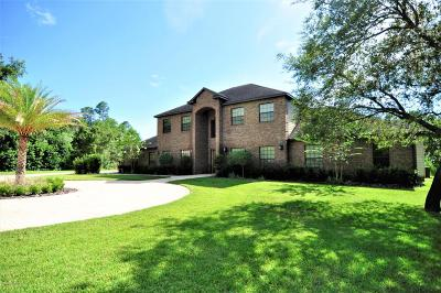 Weeki Wachee Single Family Home For Sale: 7256 Hidden Cove Court