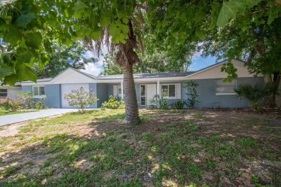 New Port Richey Single Family Home For Sale: 4107 Citrus Drive