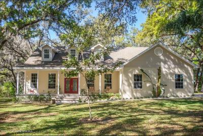 Brooksville Single Family Home For Sale: 7321 Charles Place