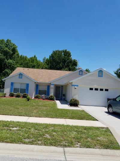 Hudson Single Family Home For Sale: 10249 Rainbow Oaks Drive