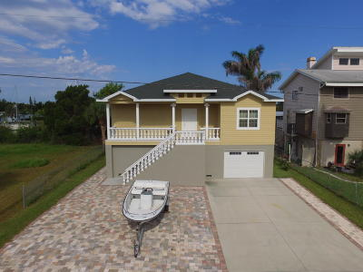 Hernando Beach Single Family Home For Sale: 4481 Neptune Drive