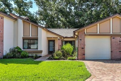 Weeki Wachee Single Family Home For Sale: 7464 Heather Walk Drive