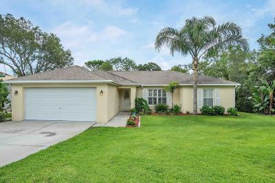 Spring Hill Single Family Home For Sale: 14049 Amero Lane