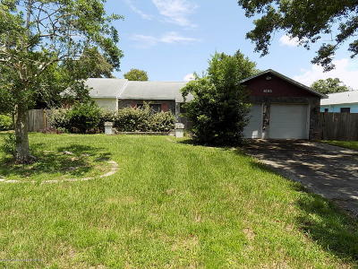 Spring Hill Single Family Home For Sale: 8155 Wooden Drive