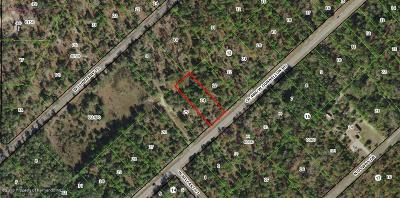 Crystal River Residential Lots & Land For Sale: 10603 W Dunnellon Road