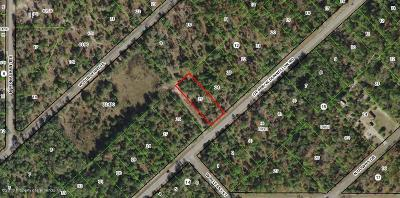 Crystal River Residential Lots & Land For Sale: 10615 W Dunnellon Road