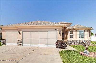 Hudson Single Family Home For Sale: 14707 Strathglass Drive
