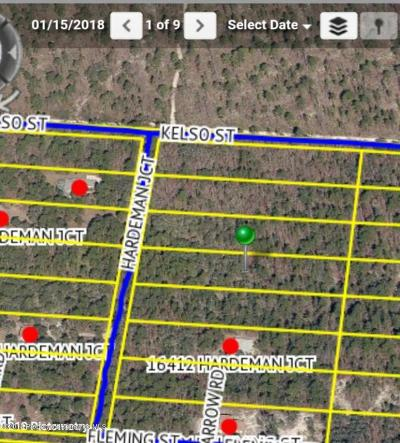 Residential Lots & Land For Sale: Hardeman Junction