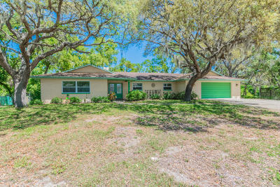 Hudson Single Family Home For Sale: 8715 Indies Drive