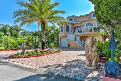 Hernando Beach Single Family Home For Sale: 4178 Des Prez Court