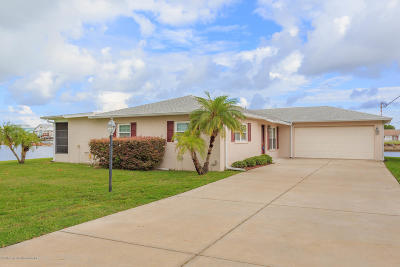 Hernando Beach Single Family Home For Sale: 4165 Daisy Drive