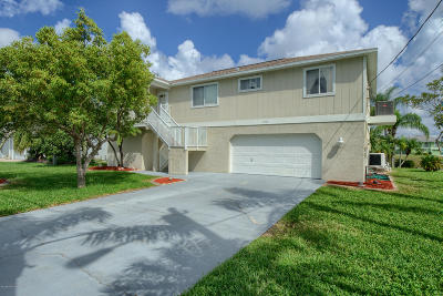 Hernando Beach Single Family Home For Sale: 3503 Croaker Drive