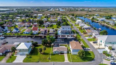Hernando Beach Single Family Home Active - Under Contract: 4224 Carlos Court