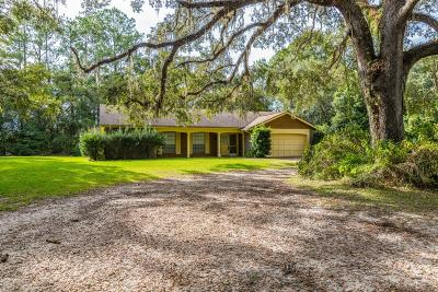 Brooksville Single Family Home For Sale: 9207 McIntyre Road