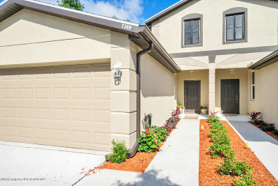 New Port Richey Single Family Home For Sale: 7630 Dawson Creek Lane
