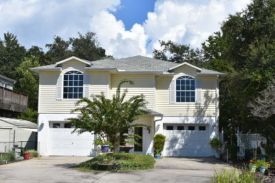 Weeki Wachee Single Family Home For Sale: 7244 Aberdeen Court