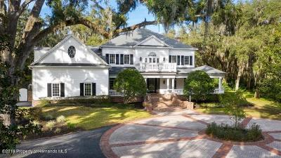 Brooksville Single Family Home For Sale: 3364 Rackley Road