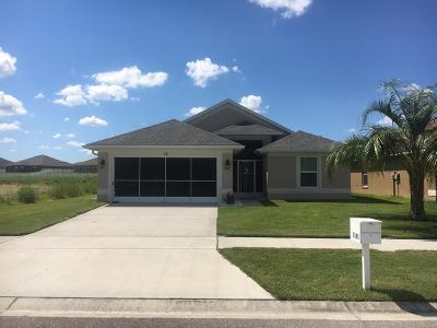 Brooksville Single Family Home For Sale: 7181 Wirevine Drive