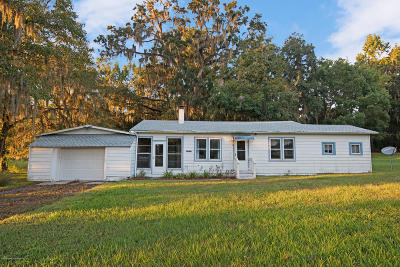 Brooksville Single Family Home Active - Under Contract: 24141 Mondon Hill Road