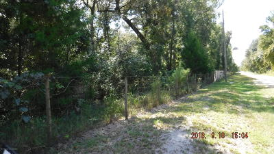 Residential Lots & Land For Sale: 582 NE 400 Avenue