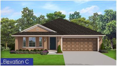 Brooksville Single Family Home For Sale: 7144 Wirevine Drive