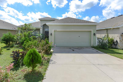 Brooksville FL Single Family Home For Sale: $174,900