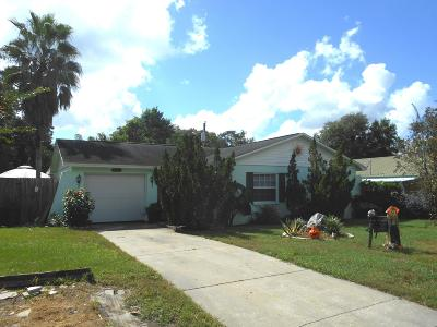 Ridge Manor FL Single Family Home For Sale: $149,000