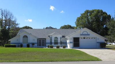 Spring Hill FL Single Family Home For Sale: $285,225